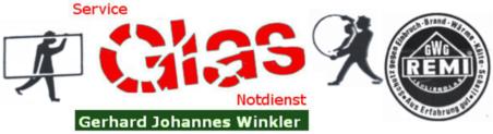Glas Winkler – Fachbetrieb